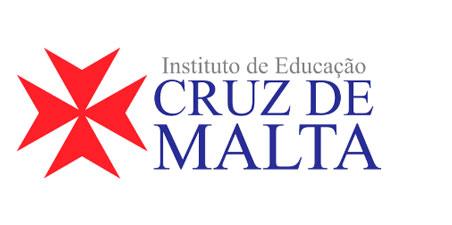 Logo Instituto de educação cruz de malta