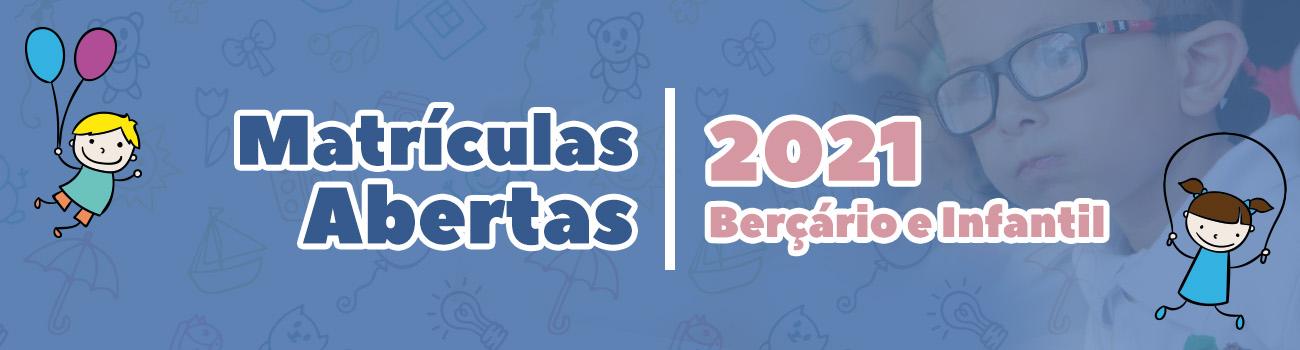 Comunicação-matriculas-2021_Berçário-e-Infantil